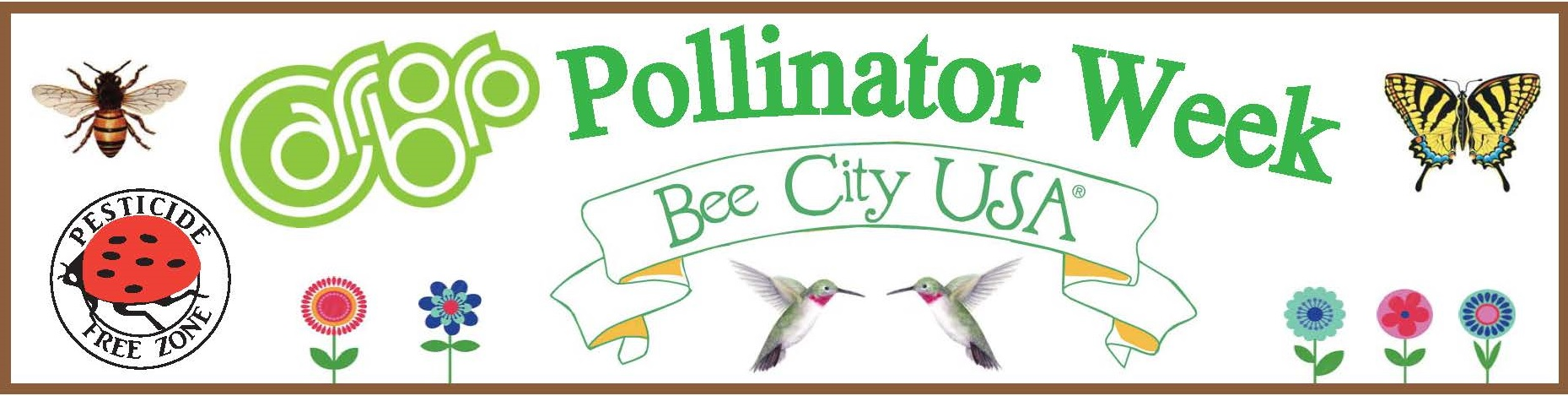 Bee Banner cropped