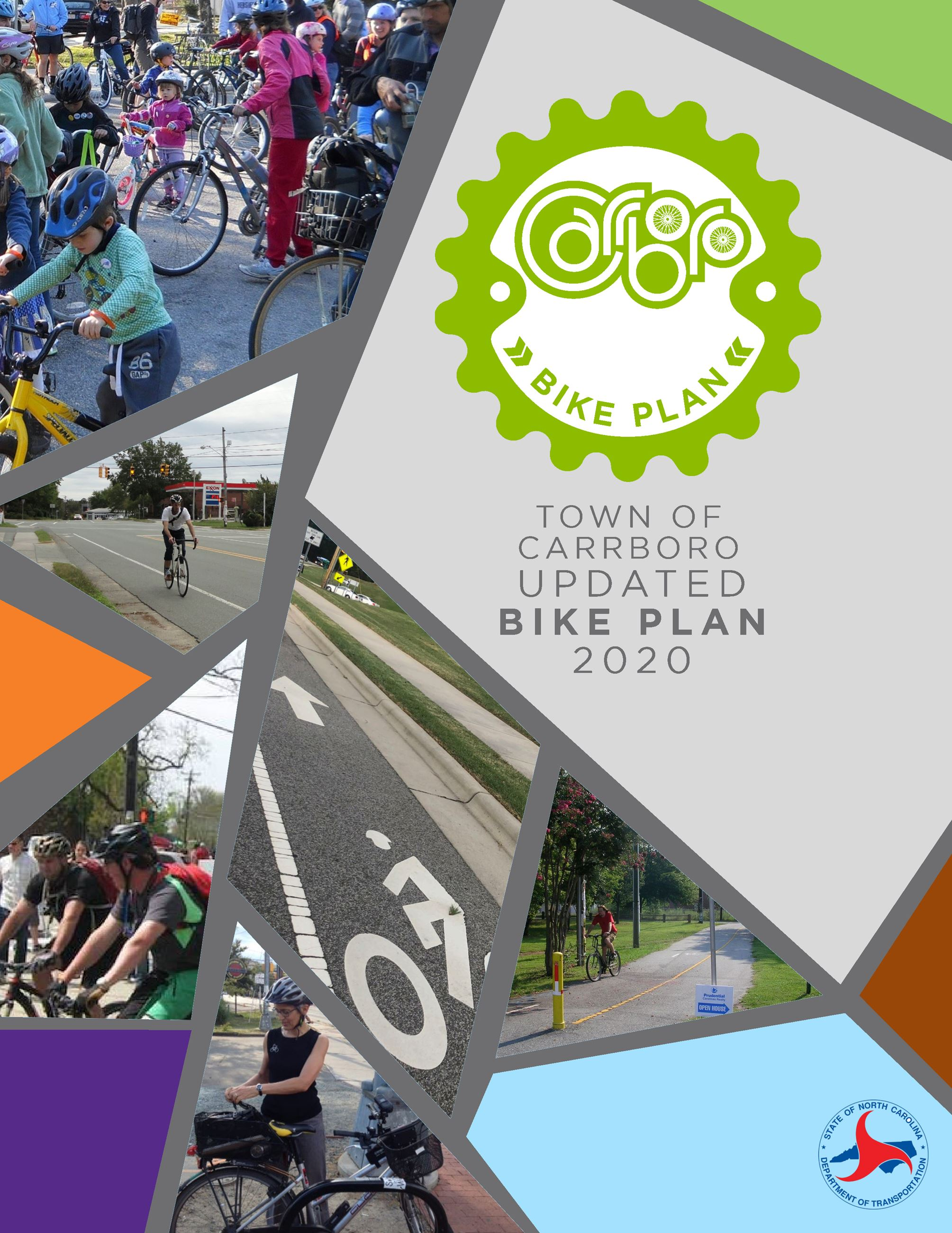 UPDATED BIKE PLAN ADOPTED COVER